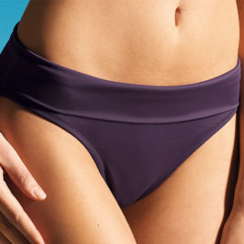 Bikini bottom turnover band size 18