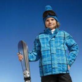 Ski jacket 110/116