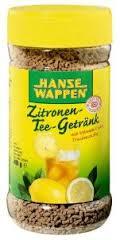 Hansewappen Instant Lemon Tea 400gr (12)