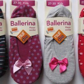 ND kids home ballerina var. col. 23->34