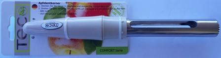 Apple corer White s/s blade