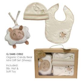 TAK Gift Set Toy hat bib