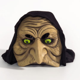 BH Halloween Witch Mask