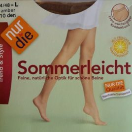 ND Stock Sommerleicht amber 10d 44/48 L
