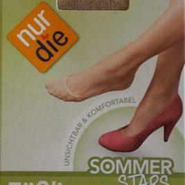 ND Cotton Secret Socks Skin Colour 39/42