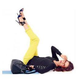 la. jeans  slimfit  yellow 36