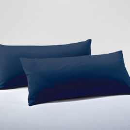 pillow cases set of 2 jers.blue DE