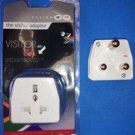 The Visitor Adaptor Foreign plugs to SA