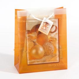transparent bag midi balls