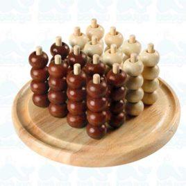 Beluga wooden 3D score 4   6+