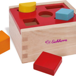 Eichhorn cube with shapes 1+