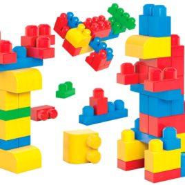 Fisher Megabloks 1st Builders 40pcs 1-5