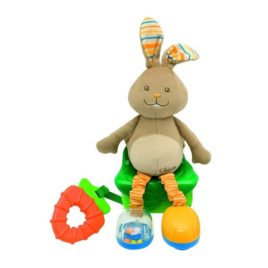 Chicco Musical Bunny Stroller toy 6m+