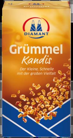 Diamant brown candy sugar 500g (12)