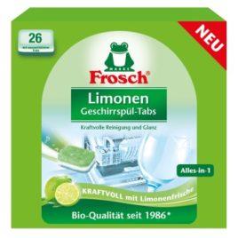 Frosch Lemon Dischw. Tabs 26er (8)