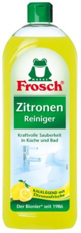 Frosch Lemon cleaner kitch/bath 750ml(8)