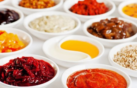 Dressings, Sauces Spices