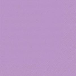20 Napk 3ply 33cmx33cm lilac (15)