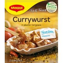 Ma Fix Currywurst 40g (40)