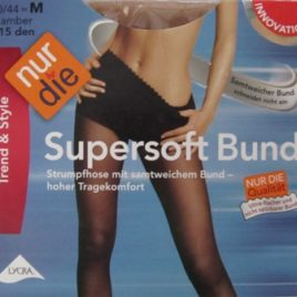 ND Tights Supersoft waist amber 15d M