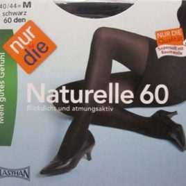 ND Naturelle black 60d 40/44 M