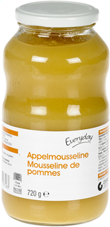 Everyday Apple Sauce No Pieces 720g (12)