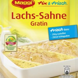 Ma Fix Salmon Cream Gratin 26 gr (42)