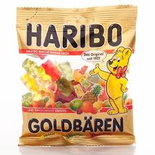 Haribo Gold bears 100g (30)