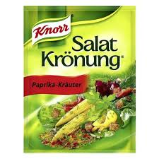 Knorr Red Pepper Herb dressing 5ER (15)