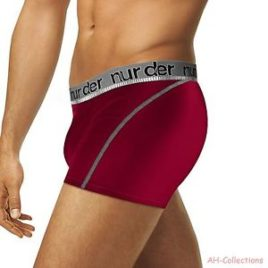 ND gents boxer cotton 3DFLEX red 8XXL