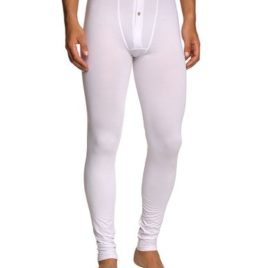 ND Gent Long Johns White Thermo 7 XL