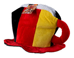 German Beer Hat