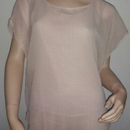 Tom Tailor ladies pink 2 in 1 blouse L