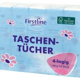 Firstline tissues 4 ply  6X10 (30)