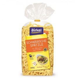Birkel Spatzle with egg 500g (8)