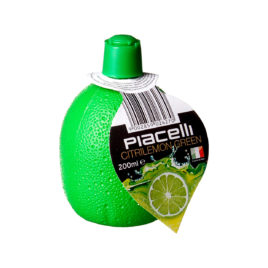 Piacelli Lime juice concentr 200ml (12)
