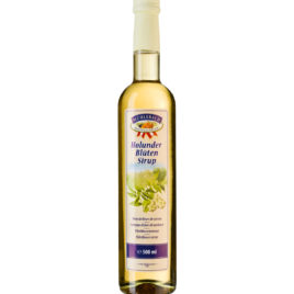 Muehlebach Syrup elderflower 0.5l (6)