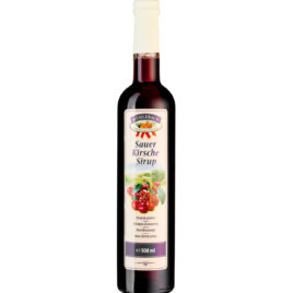 Muehlebach Syrup sour cherry 0.5l (6)