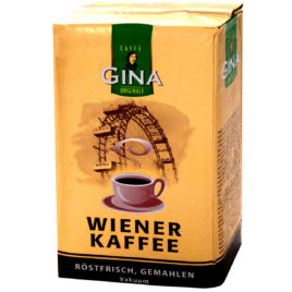 Gina Viennese coffee ground 250g (20)