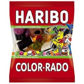 Haribo Color.rado 100g (24)