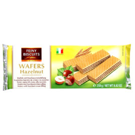 Feiny Wafers hazelnut filling 250g (18)