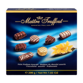 MT Assorted pralines blue 200g (15)