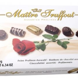 MT Assorted pralines rose 180g (8)