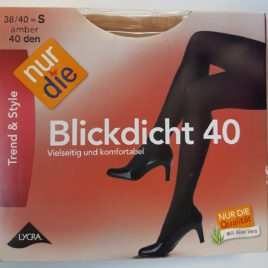 Nur Die – Opaque tights 40 91% Polyamid