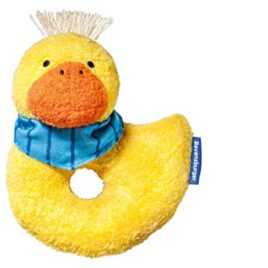 Ravensberger soft duck rattle 3+