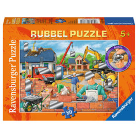 Ravensberger construction puzzle 80p 5+