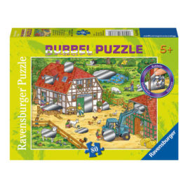 Ravensberger Farm puzzle 5+  80 pcs