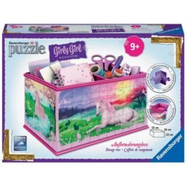 Ravensburger 3D puzzle girly girl 9+