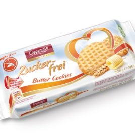 Copp. Butter cookies sugar free 200g (7)