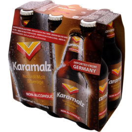 Karamalz natural malt beverage 6pack (4)